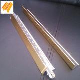 Barre colorée d'or en bois élégante du plafond T de haut zinc
