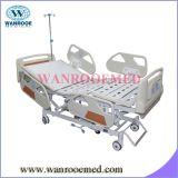Fünf Funktions-elektrisches medizinisches Bett mit weicher Anschluss-Einheit