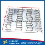 Conjunto cuadrilla Nail Plate doble en acero galvanizado