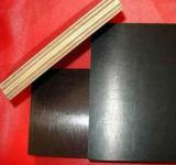 La película hizo frente a la madera contrachapada, madera contrachapada hecha en fábrica de la construcción, madera contrachapada del encofrado