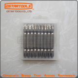 Double Head Driver End Bits Set Magnetic Driver Bit