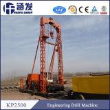 Máquina Drilling Kp2500 da modalidade cheia da engenharia da pressão hidráulica