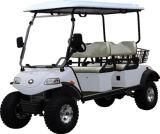 Veicolo utilitario con il cestino (DEL2042D, 4-Seater)