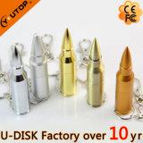 군 선물 창조적인 금속 탄알 USB 섬광 드라이브 (YT-1224)