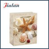 Zoll 4c druckte Starfish-Entwurfs-Einkaufen-Träger-Geschenk-Papierbeutel