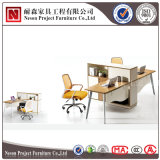 Tableau de bureau de Movble de partition de bureau de conception de mode avec le classeur (NS-PT033)