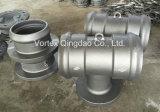Ajustage de précision de pipe malléable de PVC d'ISP de fer