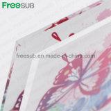 Marco de cristal de la foto del traspaso térmico de Freesub (BL-02)