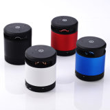 Metal Case NFC Portable Rechargeable Wireless Bluetooth CSR4.0 Speaker (BS-10)