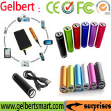 Gelbert Wholesale 2600mAh Power Bank für Handy