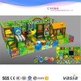 장난꾸러기 성곽 사탕 주제 최신 판매 아이들 실내 운동장 장비