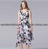 セクシーな女性はマキシの方法形式的なイブニング・ドレスを卸し売りする