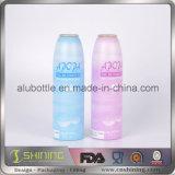 O aerossol vazio das latas de alumínio pode frasco feito sob encomenda