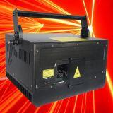 DMXの催し物の場所のためのアニメーションRGBのレーザー光線の強力なレーザー