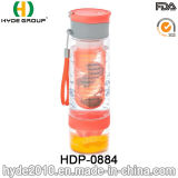 2016 горячее сбывание Tritan BPA освобождает бутылку вливания плодоовощ, пластичную бутылку вливания плодоовощ (HDP-0884)