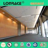 Panel de fibras del techo de la fibra de vidrio de la alta calidad