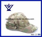 Gorra de béisbol militar del camuflaje cómodo (SYSG-235)