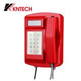 Wetterfest Ruggedize Telefon VoIP Telefon Knsp-18LCD von Kntech
