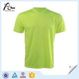Maglietta degli uomini di usura di forma fisica manifatturiera in Cina
