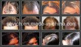 Il colore naturale d'assottigliamento della costruzione di perdita dei capelli della cheratina della Cina rimedia alla costruzione della cheratina delle fibre dell'OEM di MOQ 500 PCS