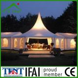 Pavilion esagonale Pagoda Marquee Party Tent 5X5m