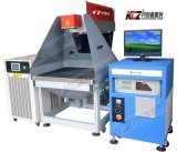 De Laser die van Co2 van het leer Machine met Ingevoerd Toestel (kcz-L150) merken