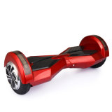 Zwei Räder, die Auto-Selbstausgleich-Roller verdrehen