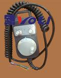 Штейновый черный электрический спиральный кабель