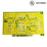 Gold-BGA gedruckte Schaltkarte der Immersion-4L von der Zapon Herstellung