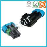 Разъем проводки провода штепсельной вилки света автомобиля Pin Делфи 2 автоматический