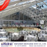 Clear Walls를 가진 20X30m Big Banquet Tents