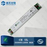 100-277VAC Dimmable Stromversorgung 30W 0-10V Reichweite 2%-100% mit OSP Schutz verdunkelnd
