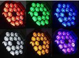 Luz RGBW 4 de la IGUALDAD del LED en 1 18*10W