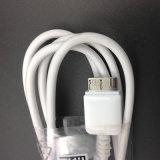 Samsung 주 3 접합기 (XSSJ-003)를 위한 백색 Tvc 1.6A USB 포트 데이터 케이블