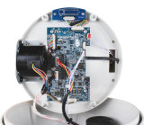 HD1080p IRネットワークIPの速度のドームPTZ CCTVのカメラ