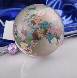 Изготовленный на заказ цветастый стеклянный глобус для подарка дела