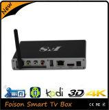 4kによって出力されるアンドロイド4.4の2g RAM IPTVのアラビアセットトップボックスWiFi