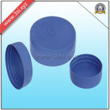 Les chapeaux en plastique de fils femelles ont adapté l'ajustage de précision de pipe en acier (YZF-H345)