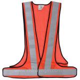 Het Weerspiegelende Vest van de veiligheid/Vest van de Veiligheid van de Zomer het Weerspiegelende