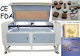 販売の後木1000*600mm 60With80Wのための保証されたレーザーの彫刻家