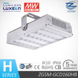 160W IP66, IK10 Stoßfest LED Industriebeleuchtung mit UL , DLC, CE, CB , GS, SAA