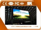 Panneau de publicité d'intérieur d'Afficheur LED du module P4 de la qualité RVB DEL