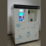 Máquinas de Vending populares do gelado de copo de papel