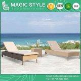 Мебель сада Daybed слинга Sunbed тканья Sunlounger слинга конструкции Nes (волшебный тип) Foshan