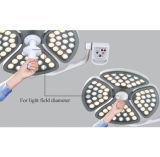 A lâmpada Shadowless cirúrgica do funcionamento do diodo emissor de luz com Ce certificou (MN-LED-SZ4/SZ4)