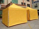 Alloy en aluminium Frame Material et Gazebos Type Folding Tent