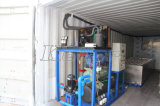 PLC eccellente Controller Automatic 2t/Day Containerized Block Ice Making Machine di Performance