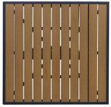 Mobília ao ar livre Tabletop redonda de Polywood (PWT-103)