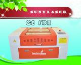 Machine de gravure de laser de carton de prix bas pour des non-métaux