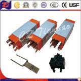 Barra elétrica multipolar incluida de oposição do condutor da grua da corrosão